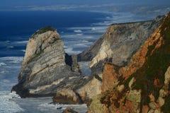 View from Cabo da Roca Stock Photos