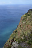 View from Cabo Girao in Madeira, Portugal Stock Image
