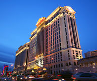 A View of Caesars Palace Royalty Free Stock Photography