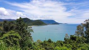 View of Cairns coastline 8 Stock Image