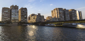 View of Cairo Royalty Free Stock Photos