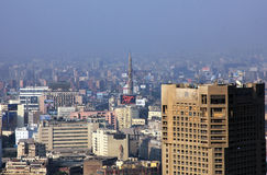 View of cairo Royalty Free Stock Photography