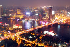 View of cairo Royalty Free Stock Images