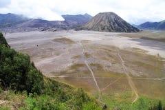 View of caldera Royalty Free Stock Photos