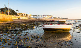 View of Caleta  Beach Stock Image