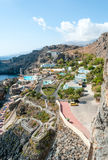 View of Calypso, Crete, Greece Royalty Free Stock Images