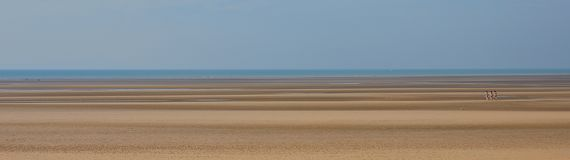 Camber Sands Royalty Free Stock Photography