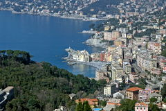 View of Camogli Royalty Free Stock Image