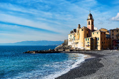 View of Camogli Royalty Free Stock Photo