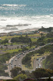 View of Camps Bay Stock Photography