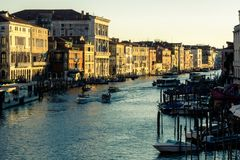 A detail of Venice royalty free stock photo