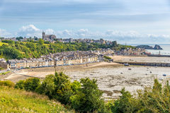 View at the Cancale Stock Image