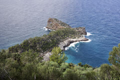View on Cap de Formentor Royalty Free Stock Images