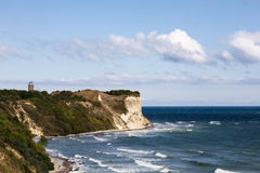 View of Cape Arkona Stock Photography