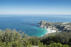 View of Cape of Good Hope Royalty Free Stock Images