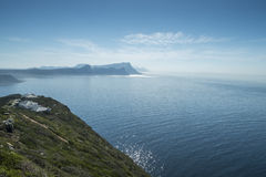 View of Cape of Good Hope Royalty Free Stock Photos