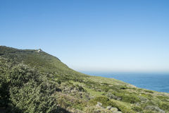 View of Cape of Good Hope Stock Photo