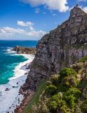 View of Cape Point Stock Photography