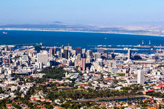 View of Cape Town Stock Photos