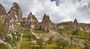 View of Cappadocia Stock Image