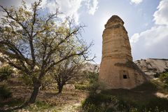 View of Cappadocia Royalty Free Stock Photography