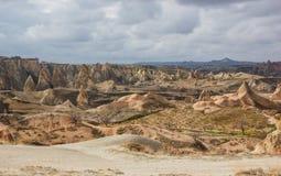 View of Cappadocia 1 Royalty Free Stock Photos