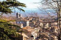 View of Caprarola stock image