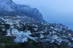 View on Capri in Italy Stock Photos