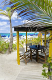 View of the Caribbean Ocean Royalty Free Stock Photography