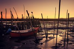 Carrasqueira Scenic Royalty Free Stock Photography