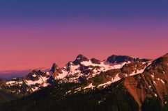A view of the Cascades. Royalty Free Stock Photography
