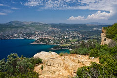 View of Cassis Stock Image