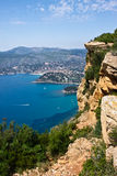View of Cassis Royalty Free Stock Photo