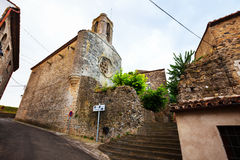 View of Castell de Pubol Royalty Free Stock Photography