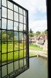 View from the castle of Hever Royalty Free Stock Photos