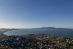 View from Castle Hill in Townsville, Australia Stock Images