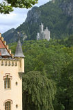 A view from a castle Royalty Free Stock Images