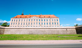 View of the castle in Rzeszow / Poland Stock Images