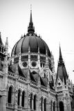 View of the cathedral in Budapest Royalty Free Stock Photos