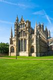 A Cathedral in Ely, Cambridgeshire, UK Royalty Free Stock Photography