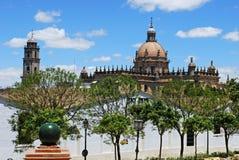 Cathedral, Jerez de la Frontera, Spain. Royalty Free Stock Photos