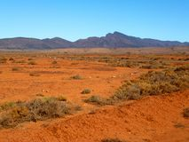 Flinders Ranges Royalty Free Stock Image