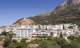 View of cazorla Royalty Free Stock Image