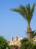 View of Cefalu Stock Image