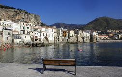 View cefalu Royalty Free Stock Photos
