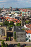 View on the center of Hannover Royalty Free Stock Photos