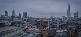 A view of Central London Royalty Free Stock Photography