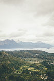 View from Cerro Campanario Royalty Free Stock Images