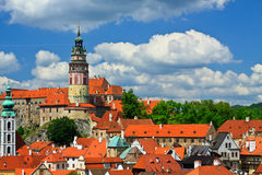 Cesky Krumlov, Czech Republic Royalty Free Stock Photo