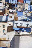 View of Chaouen Royalty Free Stock Photography
